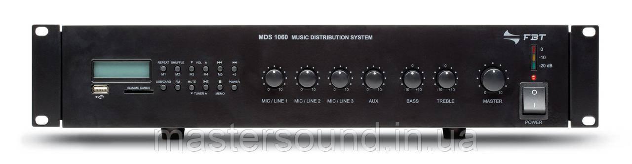 Трансляционный усилитель мощности FBT MDS1240