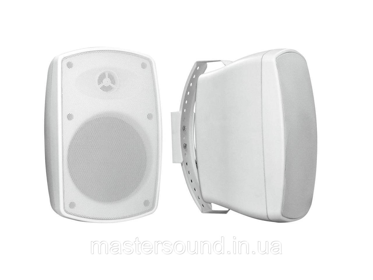 Настенная акустическая система Omnitronic OD-4T white