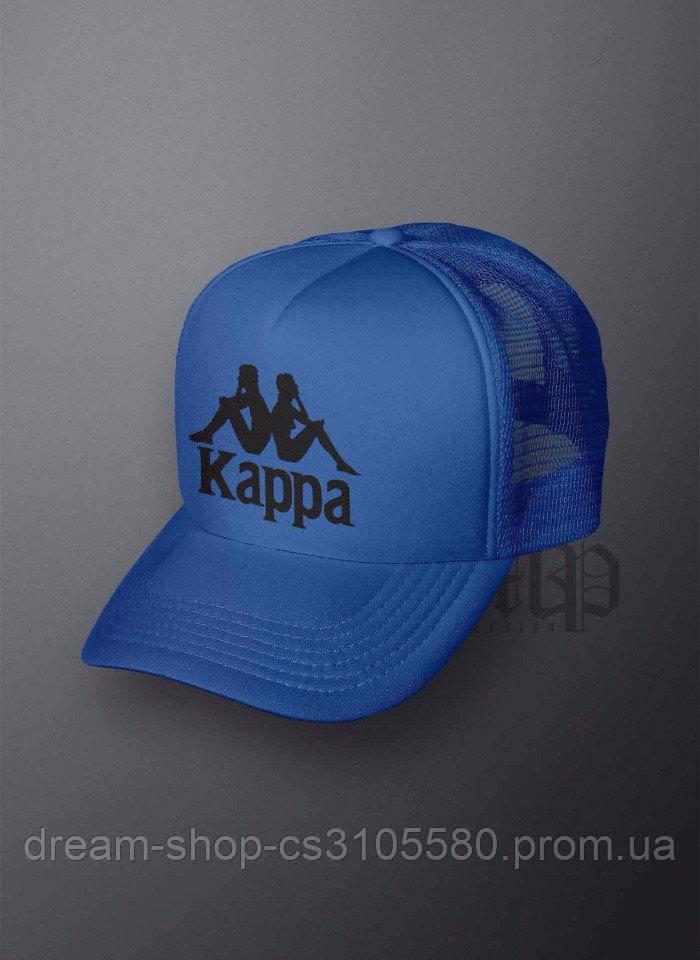 Кепка тракер Каппа (Kappa), літня з сіткою