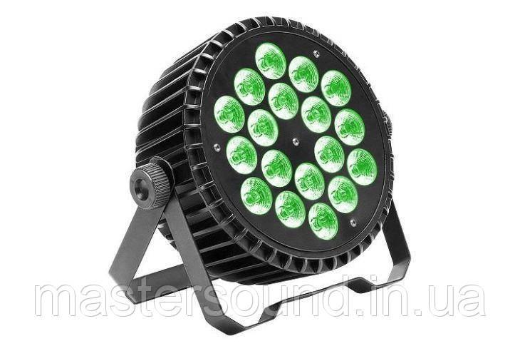 Led прожектор Star Lighting TSA 106-18/18 LED PAR RGBWAUV