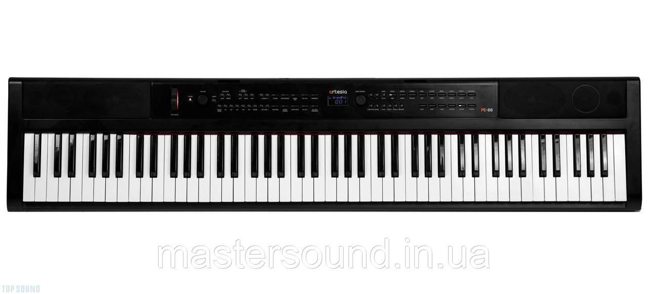 Цифровое пианино Artesia PE-88 BK