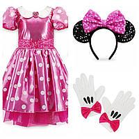 Карнавальный костюм для девочки Минни Маус , Minnie Mouse – Pink Disney 2020, фото 1