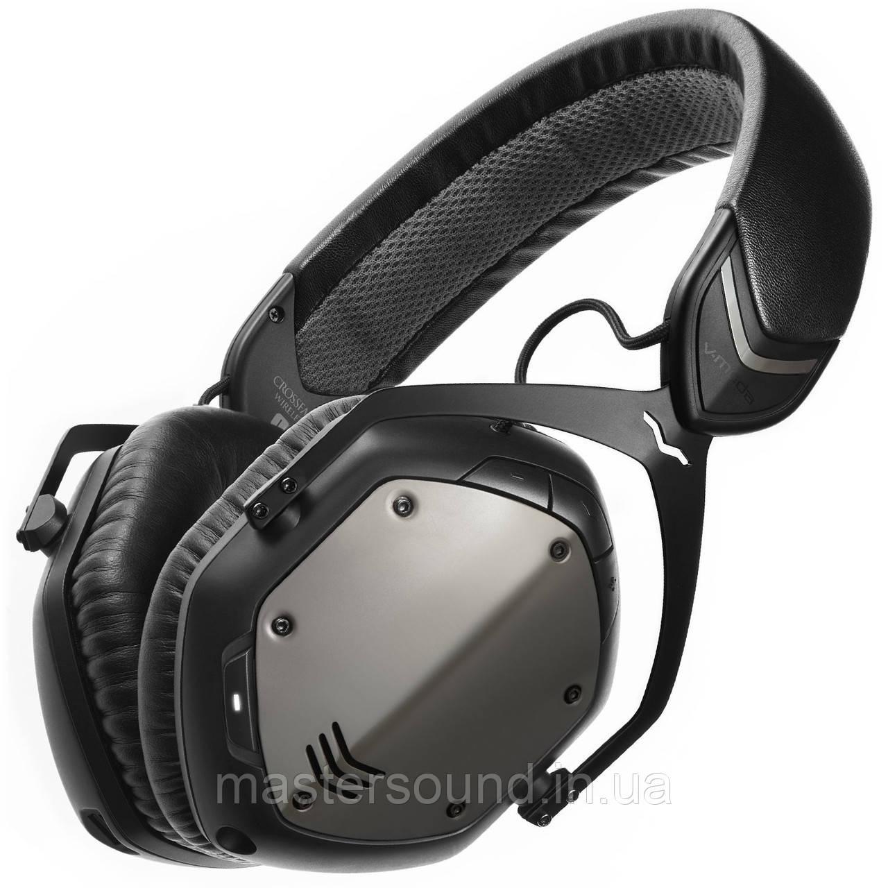 Наушники V-Moda Crossfade Wireless (Gunmetal)