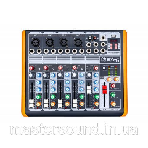 Микшерный пульт Maximum Acoustics Mixaplay6
