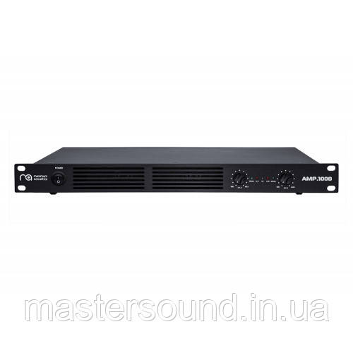 Усилитель мощности Maximum Acoustics AMP1000