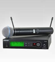 Радиосистема Shure SLX24E Beta58