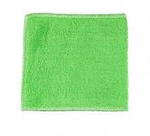 Бамбуковая салфетка 18Х23 см, зеленый