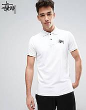 Чоловіче поло Стусси, поло теніска Stussy, чоловіча футболка Стусси, Турецький бавовна, репліка