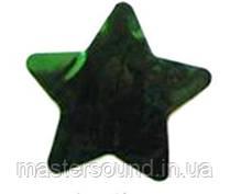 Конфетті паперове зірка-2 1 кг