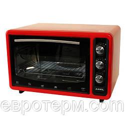 Электрическая печь ASEL AF-0023 Красная