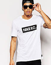 Чоловіча футболка Найк, бавовна приємна до тіла
