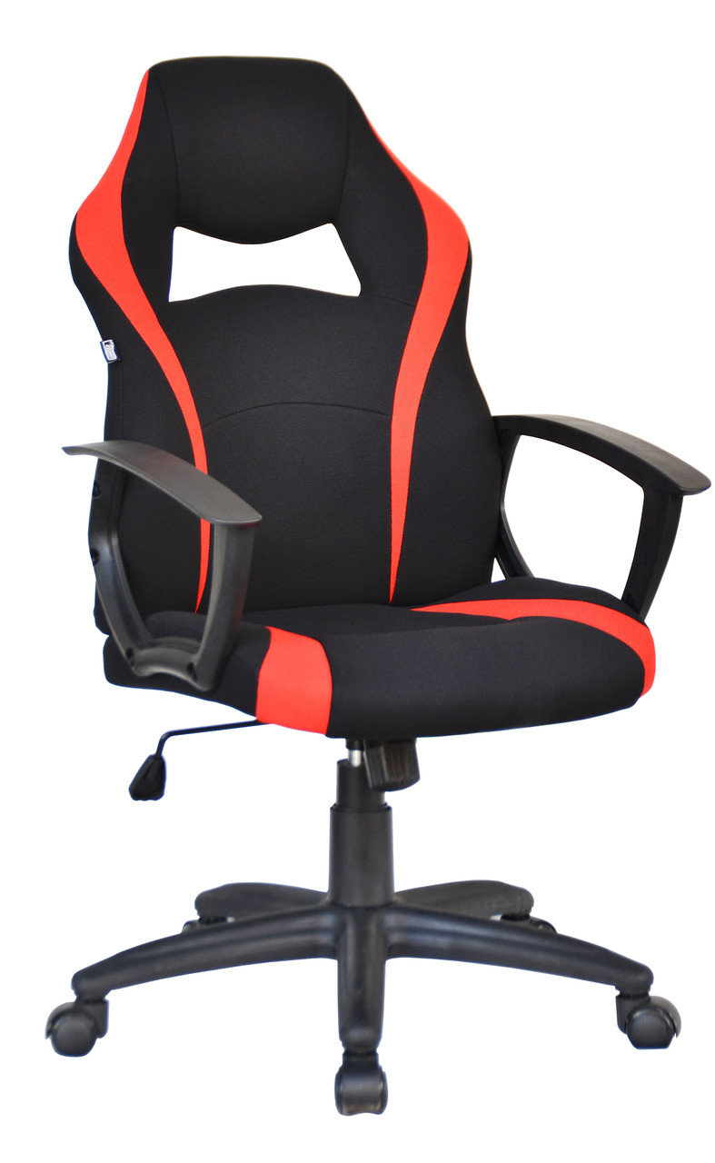 Кресло офисное  Special4You Rosso black/red TM Technostyle-Pro
