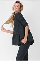 Блуза Dianora L Темно-зеленый 1875 1057