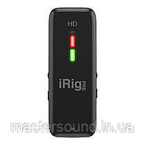 Аудиоинтерфейс IK MULTIMEDIA iRig Pre HD