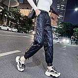 Штаны женские водоотталкивающие белый, чёрный, бежевый 42-44,44-46,46-48,48-50, фото 5