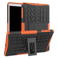 Чехол Armor Case для Samsung Galaxy Tab A 10.1 2019 T510 / T515 Orange
