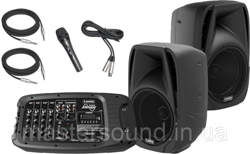 Мобильный комплект Laney Audiohub Venue AH210