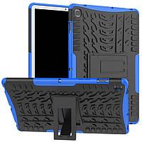 Чехол Armor Case для Samsung Galaxy Tab S5E 10.5 / T720 Blue