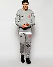 Чоловічий спортивний костюм Нью Беланс, світшот і штани
