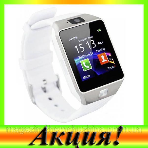 Sale! Умные часы Smart Watch WG SW DZ09 СЕРЕБРО !!