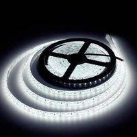 Светодиодная LED лента 3528 60RW белая с БЛОКОМ ПИТАНИЯ, фото 3