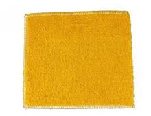 Бамбуковая салфетка 18Х23 см, оранжевый