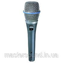 Мікрофон Shure Beta87A