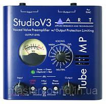 Предусилитель ART Tube MP Studio V3