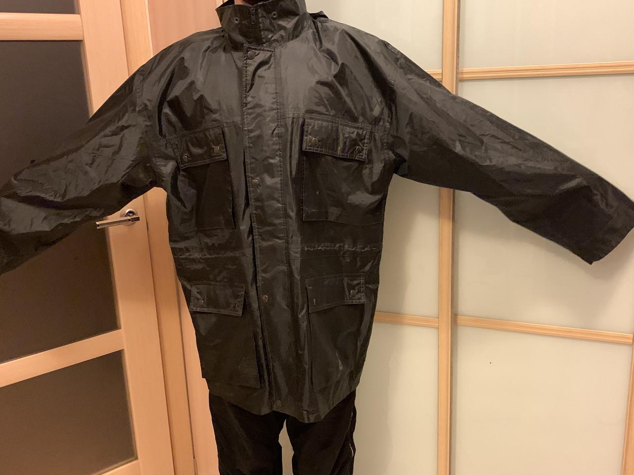 Куртка  дождевик большого размера  мотодождевик на скутер