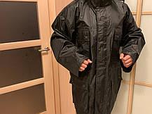 Куртка  дождевик большого размера  мотодождевик на скутер, фото 3