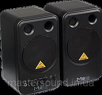 Студийные мониторы Behringer MS16(пара)