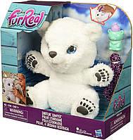 Интерактивная игрушка Hasbro Fur Real Friends Полярный Медвежонок Белый, фото 1