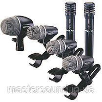 Набор микрофонов Shure PGDMK6XLR
