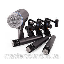 Набор микрофонов Shure DMK57-52