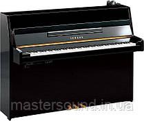 Піаніно Yamaha JU109 Silent SC2 (Polish Ebony)