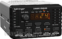 Подавитель обратной связи Behringer SHARK FBQ100
