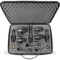 Комплект инструментальных микрофонов Shure PGADRUMKIT7