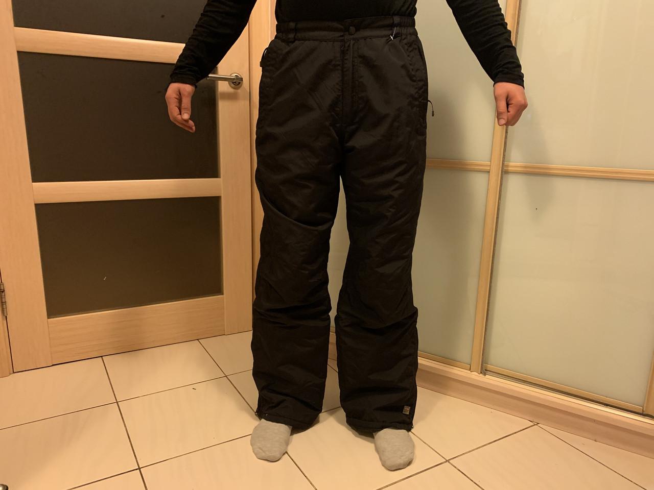 Дождевые мото штаны дождевик