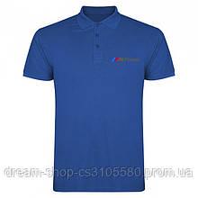 Чоловіче поло БМВ, футболка з коміром БМВ