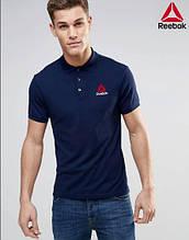 Чоловіче поло Рібок, поло теніска Reebok, чоловіча футболка Рібок, Турецький бавовна, репліка