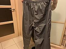 Дождевые мото штаны дождевик большой размер, фото 2