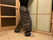 Дождевые мото штаны дождевик большой размер, фото 3