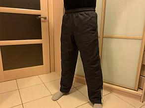 Дождевые мото штаны со светоотражающий полоской, фото 2