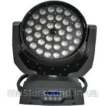 Світлодіодна led голова New Light PL-13 3618W RGBWAUV 6 в 1