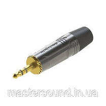 Разъем Roxtone RMJ3P-SG 35 mm mini Jack (stereo)