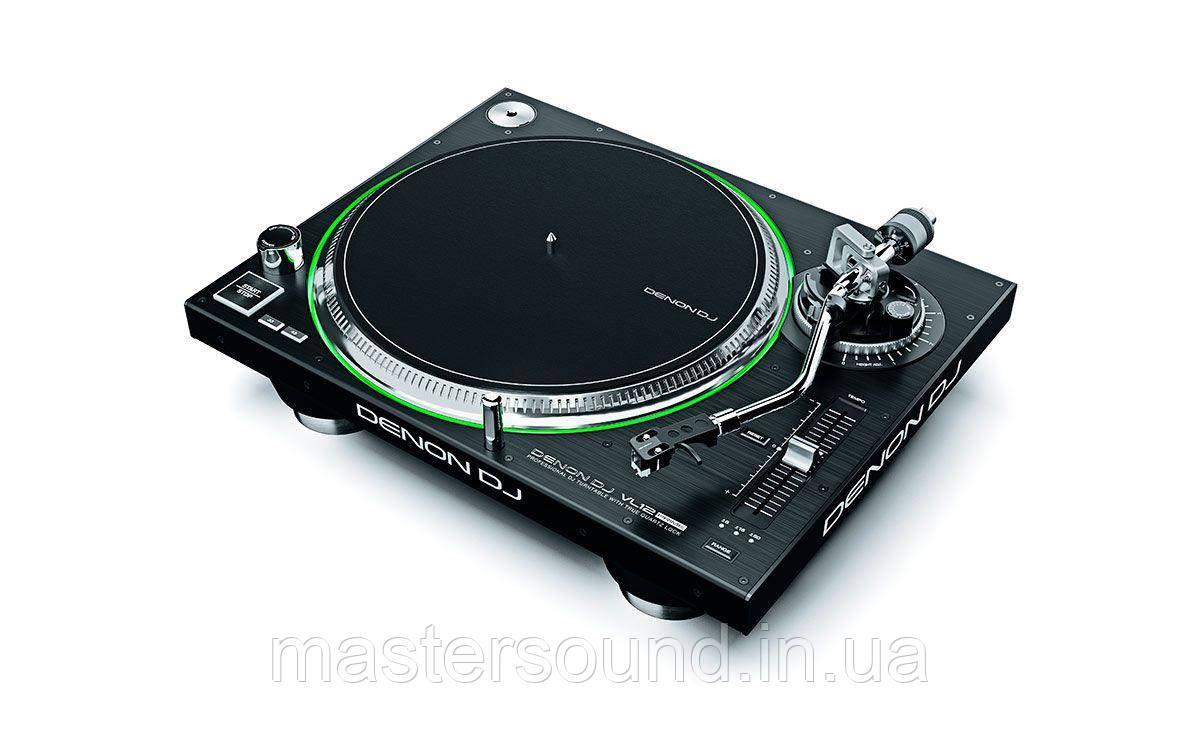 Виниловый проигрыватель Denon DJ VL12 PRIME