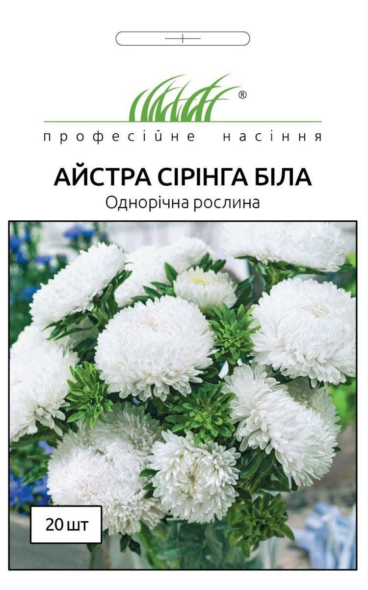 Астра Сиринга белая 20 шт. Satimex 916848