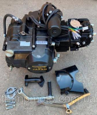 Двигун Альфа/ДЕЛЬТА/GS-125 d-54 мм механіка SABUR