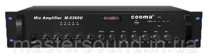 Трансляционный усилитель Cooma M-5360U