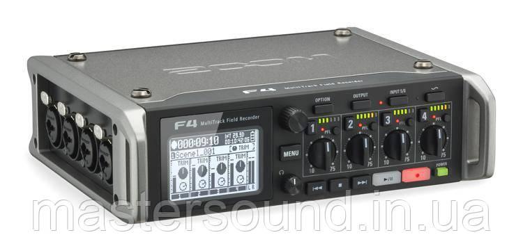 Портативный рекордер Zoom F-4